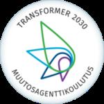 Transformer 2030 muutosagenttikoulutus - osaamismerkki