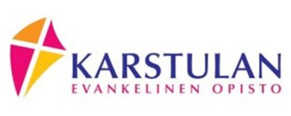 Karstulan Evankelisen Opiston logo.