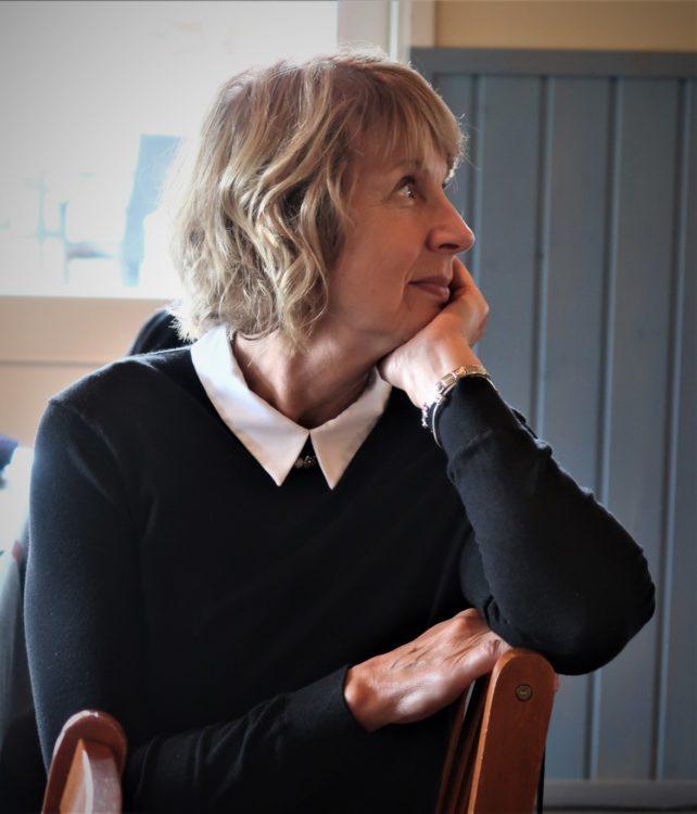 Ulla Huhtilainen.